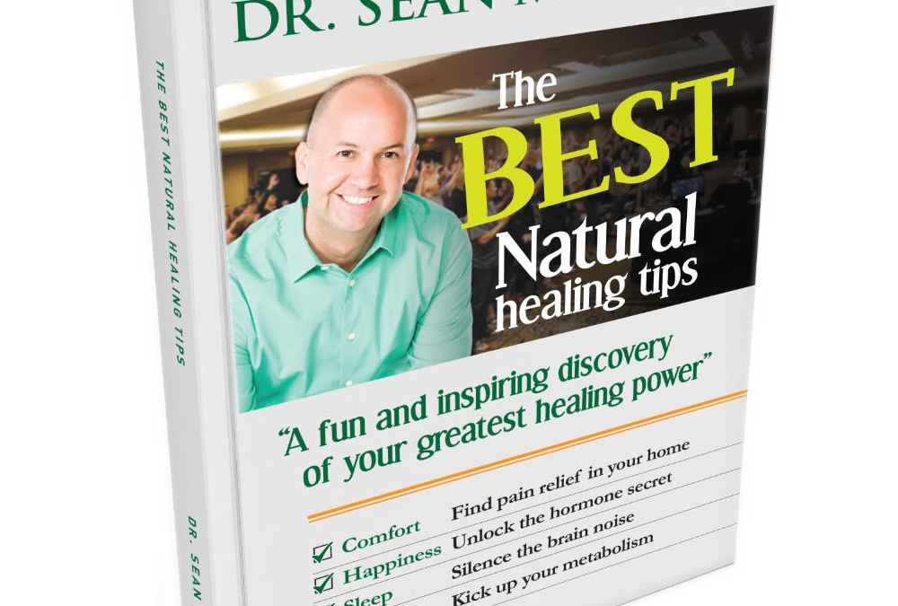 Dr. Sean Murphy's New Book – The Best Natural Healing Tips