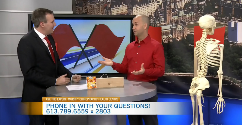 "CTV Morning Live Video – ""Ask The Expert"" Questions with Dr. Sean Murphy: Red Flags…"