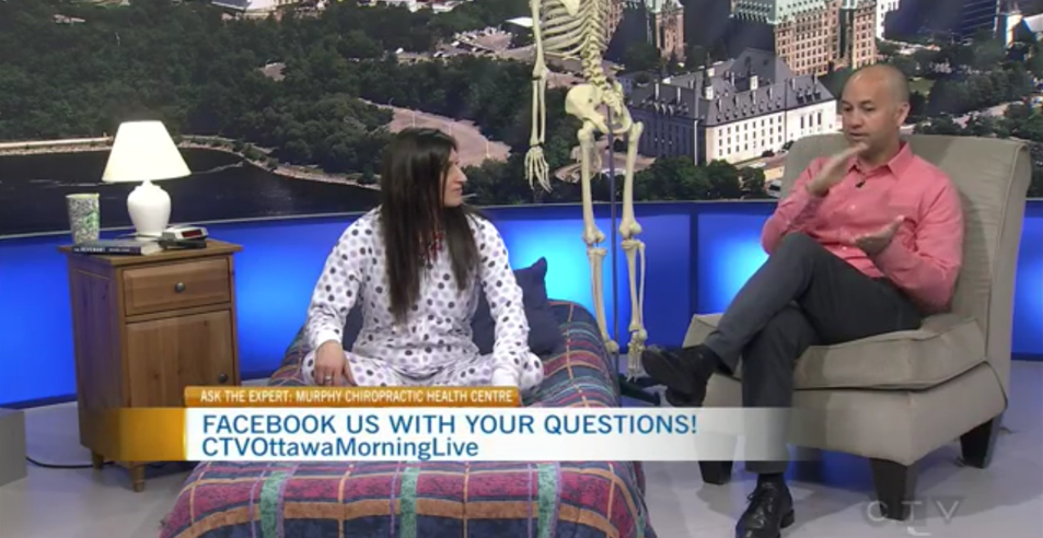 "CTV Ottawa Morning Live Video – ""Ask The Expert"" Questions with Dr. Sean Murphy: How to Sleep Better (1)…"