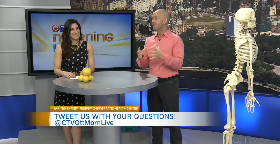 "CTV Ottawa Morning Live Video – ""Ask The Expert"" Questions with Dr. Sean Murphy: Spring Cleaning (1)…"