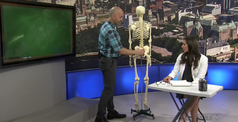 "CTV Ottawa Morning Live Video – ""Ask The Expert"" Questions with Dr. Sean Murphy: Childhood Injuries that Affect your Life (2)…"
