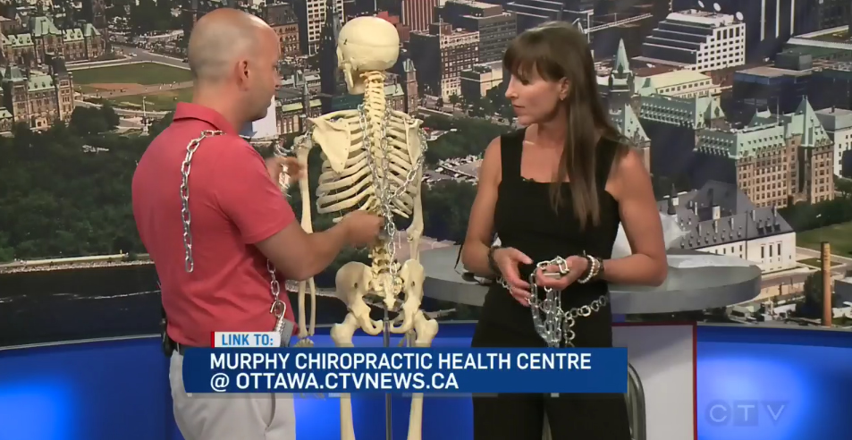 CTV Ottawa News at Noon Video – with Dr. Sean Murphy & Leanne Cusack: Sleep
