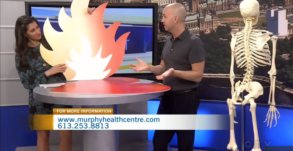 CTV Ottawa Morning Live Video – with Dr. Sean Murphy & Lianne Laing: Halloween