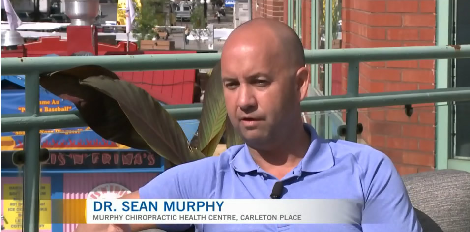 CTV Ottawa Morning Live Video – with Dr. Sean Murphy & Lianne Laing: Getting Personal