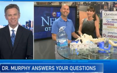 CTV Ottawa News at Noon Video with Dr. Sean Murphy & Leanne Cusack: Bacterial or Viral Infection