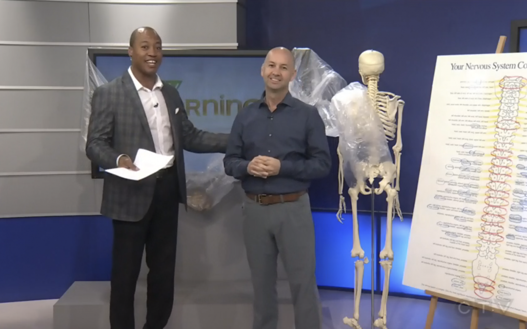 CTV Ottawa Morning Live Video – with Dr. Sean Murphy & Henry Burris: Fighting Food
