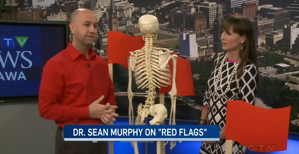 CTV News at Noon Segment with Dr. Sean Murphy & Leanne Cusack: Red Flags…