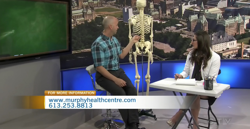 "CTV Ottawa Morning Live Video – ""Ask The Expert"" Questions with Dr. Sean Murphy: Childhood Injuries that Affect your Life (3)…"