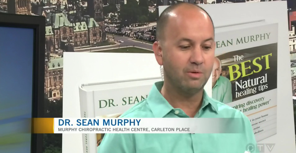 CTV Ottawa Morning Live Video – with Dr. Sean Murphy & Lianne Laing: Best Natural Healing Tips